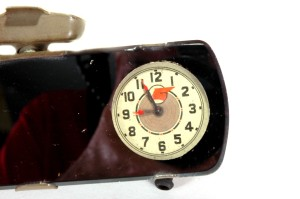 rear view clock